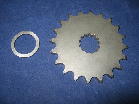 Suzuki Hayabusa 20 tooth 530 Sprocket 30mm HD Shaft
