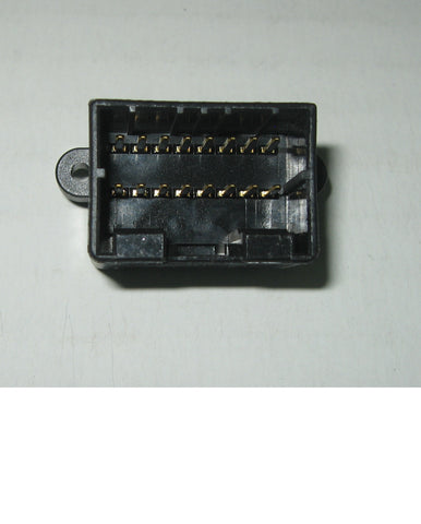 GSXR 1000 Dash connector- Dash side