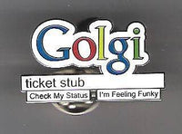 Phish Golgi/Google Pins