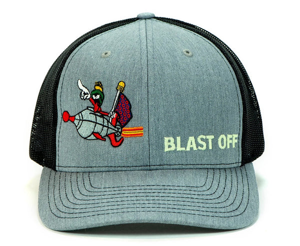 Blast off Martian Monster Phish Hat