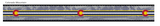 Colorado Mountains Adjustable Belt with Bottle Opener Buckle