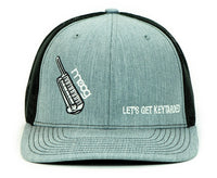 Lets Get Keytarded Phish Hat