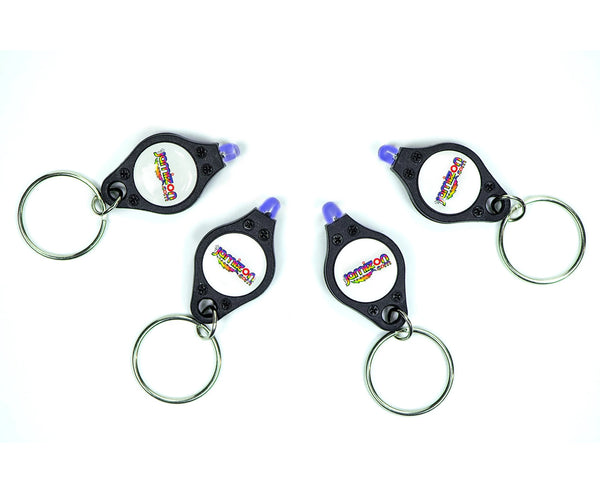 Jamizon UV keychain