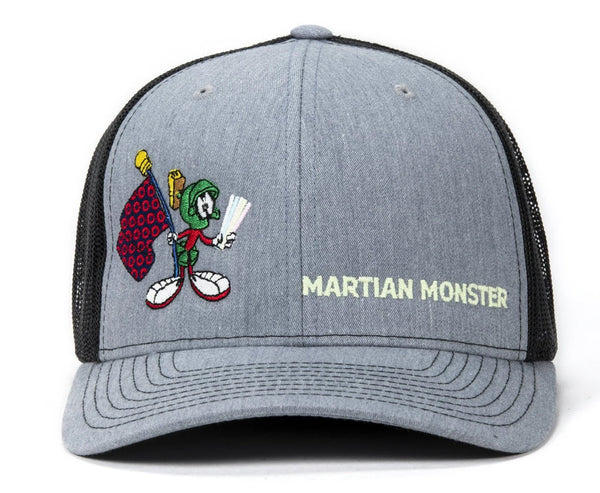 Martian Monster Grey Phish Hat