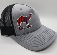 Phish Camel Walk Heather Grey Glow in the Dark Snapback Trucker Hat