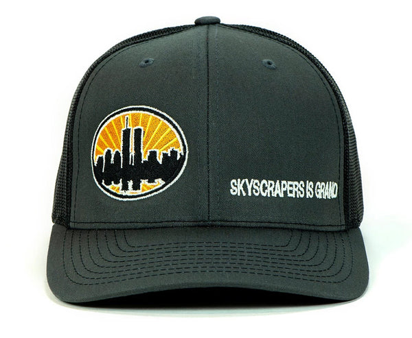 Skyscraper is Grand Simple Phish Hat