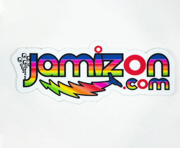 Jamizon Phish Sticker