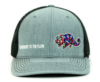 Surrender to the Flow Lizard Phish Hat