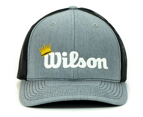Wilson Grey Phish Hat