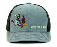 Your Trip is Short Grey Phish Hat