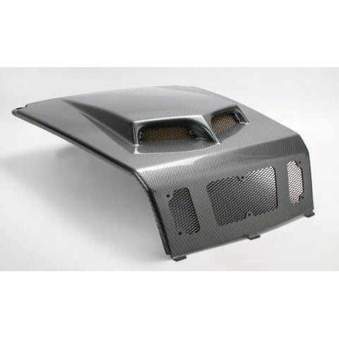 Maier Polaris RZR Custom Hood Scoops