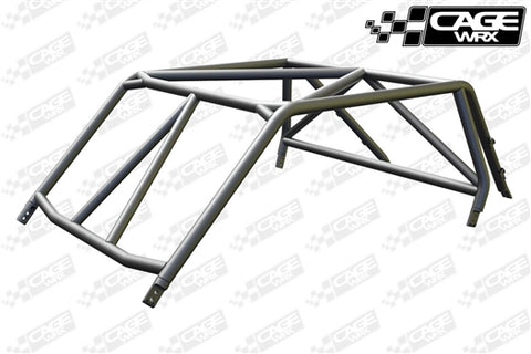 "CAGE WRX RZR XP 1000 ""Baja Spec"" Assembled - Raw Finish"