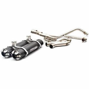 Trinity Stage 5 Dual Full Exhaust - Polaris General 1000