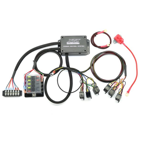 XTC 6 Circuit Power Control System - Can Am Maverick X3