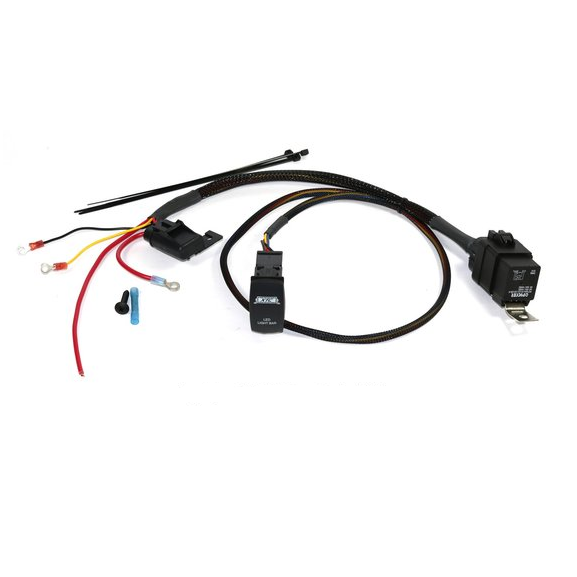 XTC High Power Light Bar | Accessory Power Control System