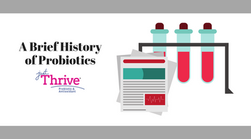 A Brief History of Probiotics