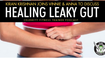Celebrity Fitness Trainer Vinnie Tortorich's Big Fat Show (Podcast)