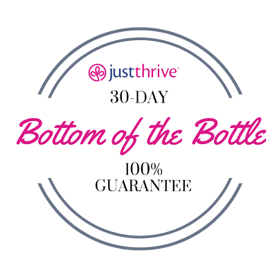 Just Thrive Probiotic - 30 Day Guarantee