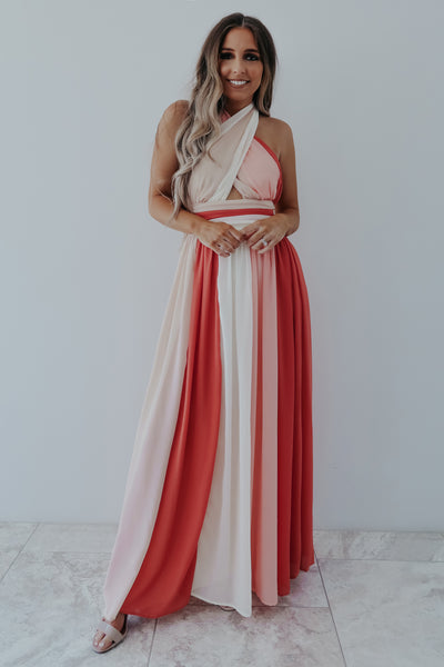 Sweet Promises Maxi: Multi