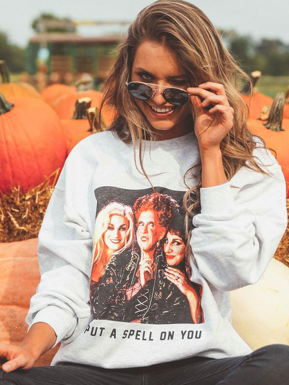 REORDER: Charlie Southern: I Put A Spell On You Sweatshirt