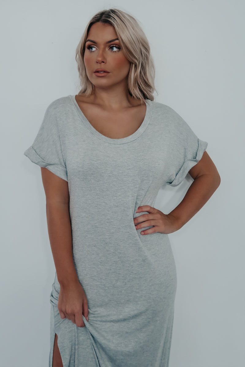 Come Together Maxi: Heather Grey