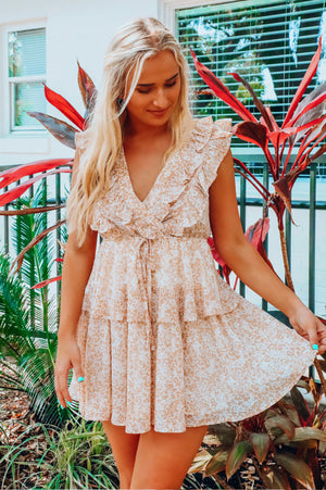 RESTOCK: My Sunshine Dress: Multi