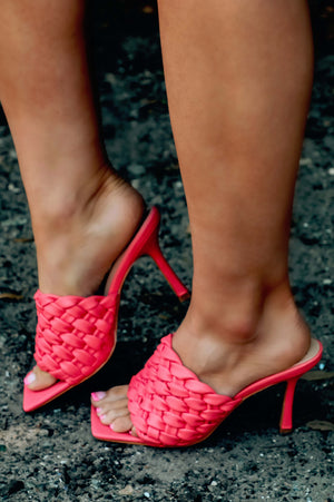 Who Knew Heels: Pink