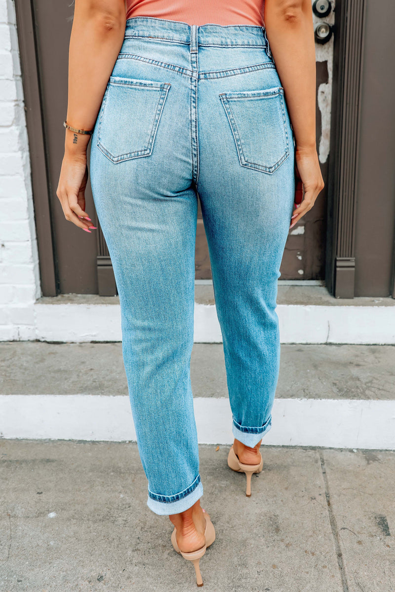 Michigan Avenue Jeans: Denim