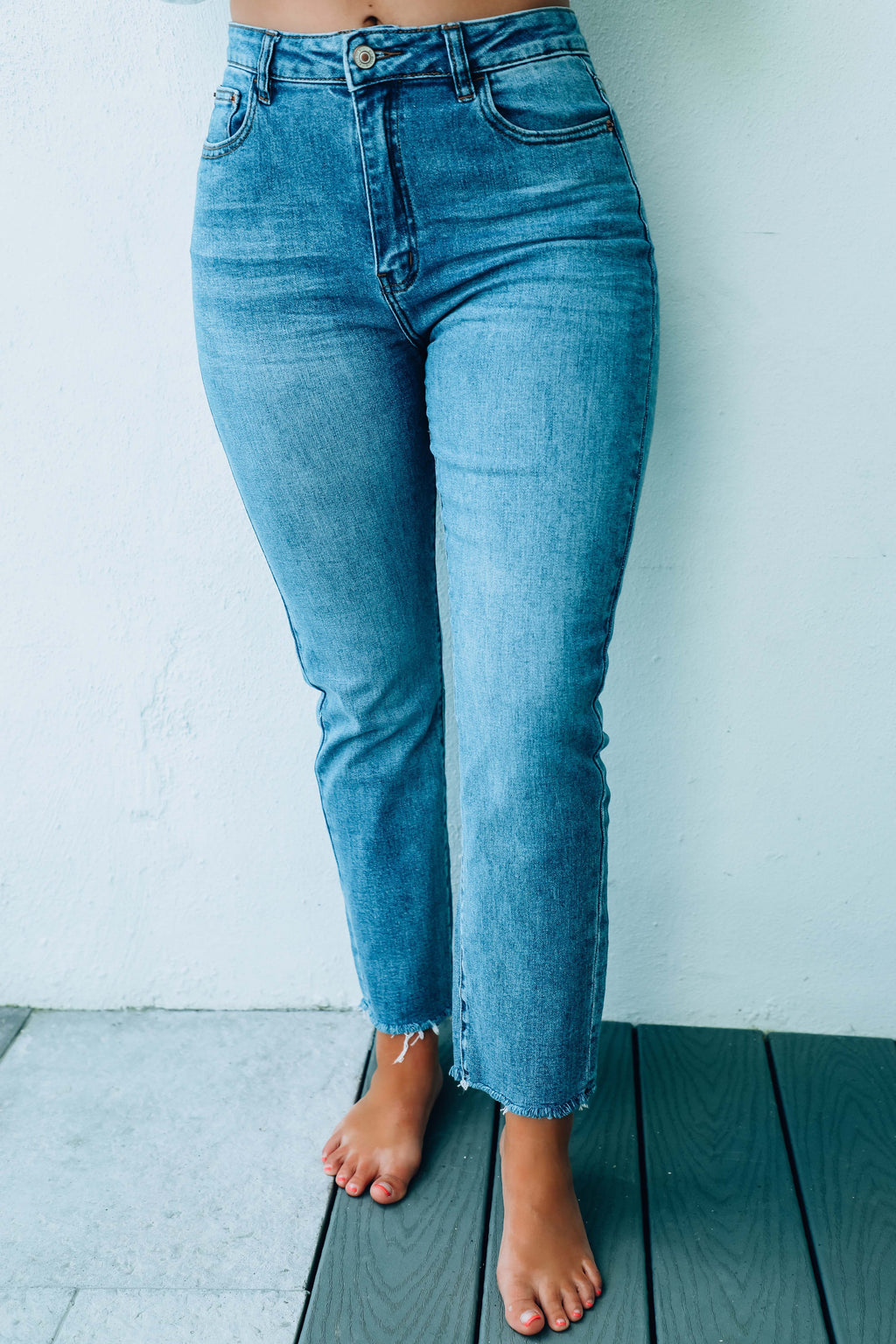 Larimer Square Jeans: Denim