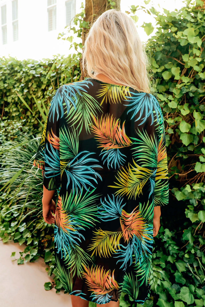 Talk To The Palm Cover Up: Multi