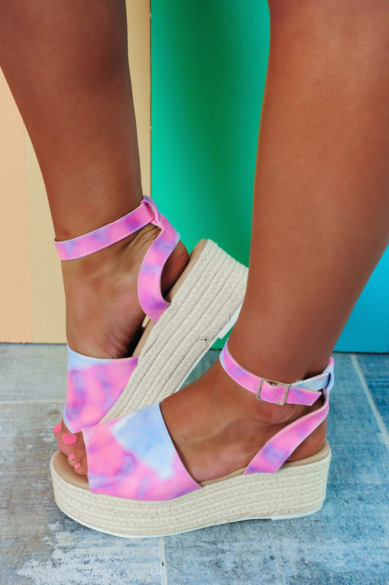Chasing Rainbows Wedges: Multi