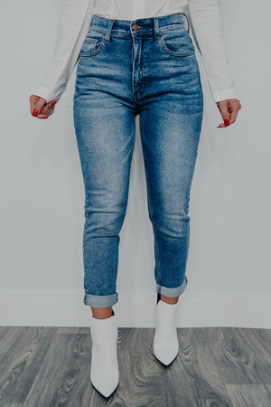 Shimmer In Style Jeans: Denim