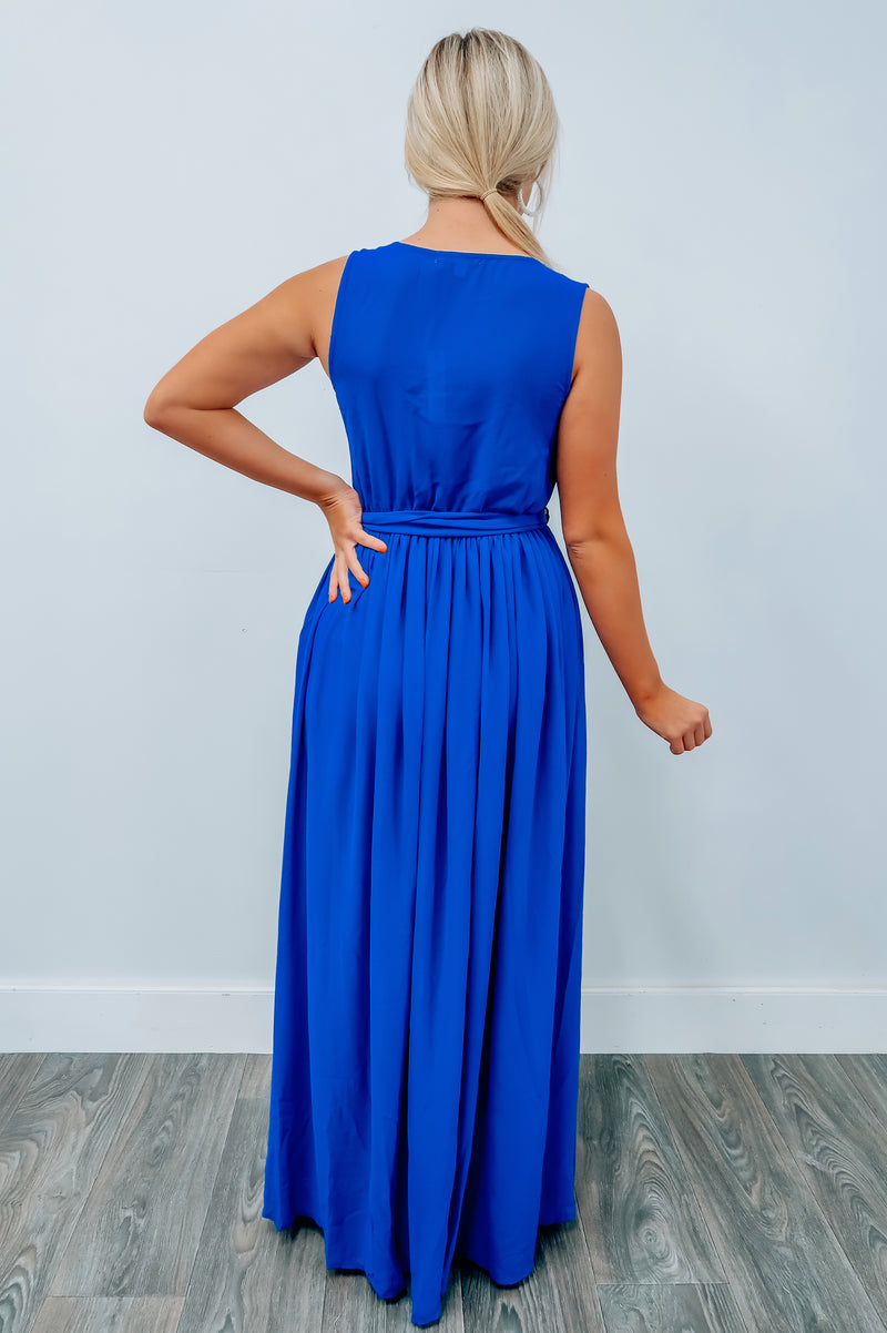 Mascot Pride Maxi: Royal Blue