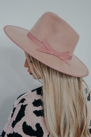 The Perfect Fall Hat: Blush