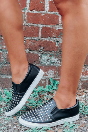 So Cool Sneakers: Black/Multi