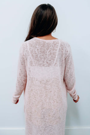 Made For This Cardigan: Nude