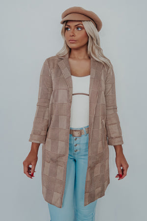 Somewhere To Be Jacket: Multi