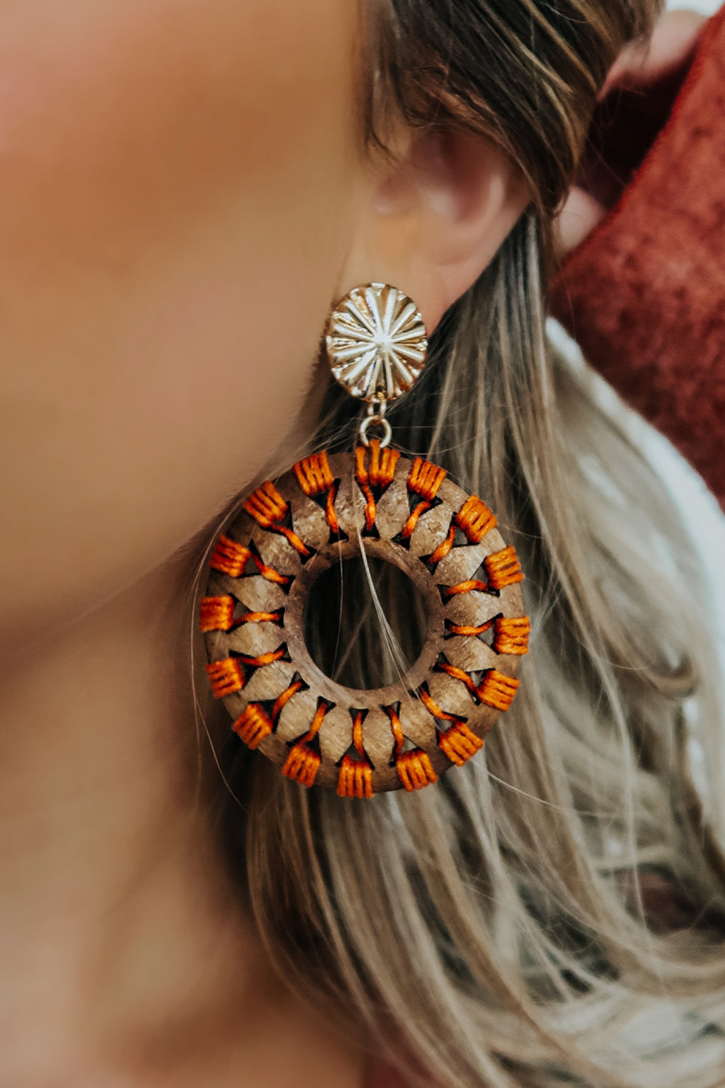 Easy To See Earrings: Multi