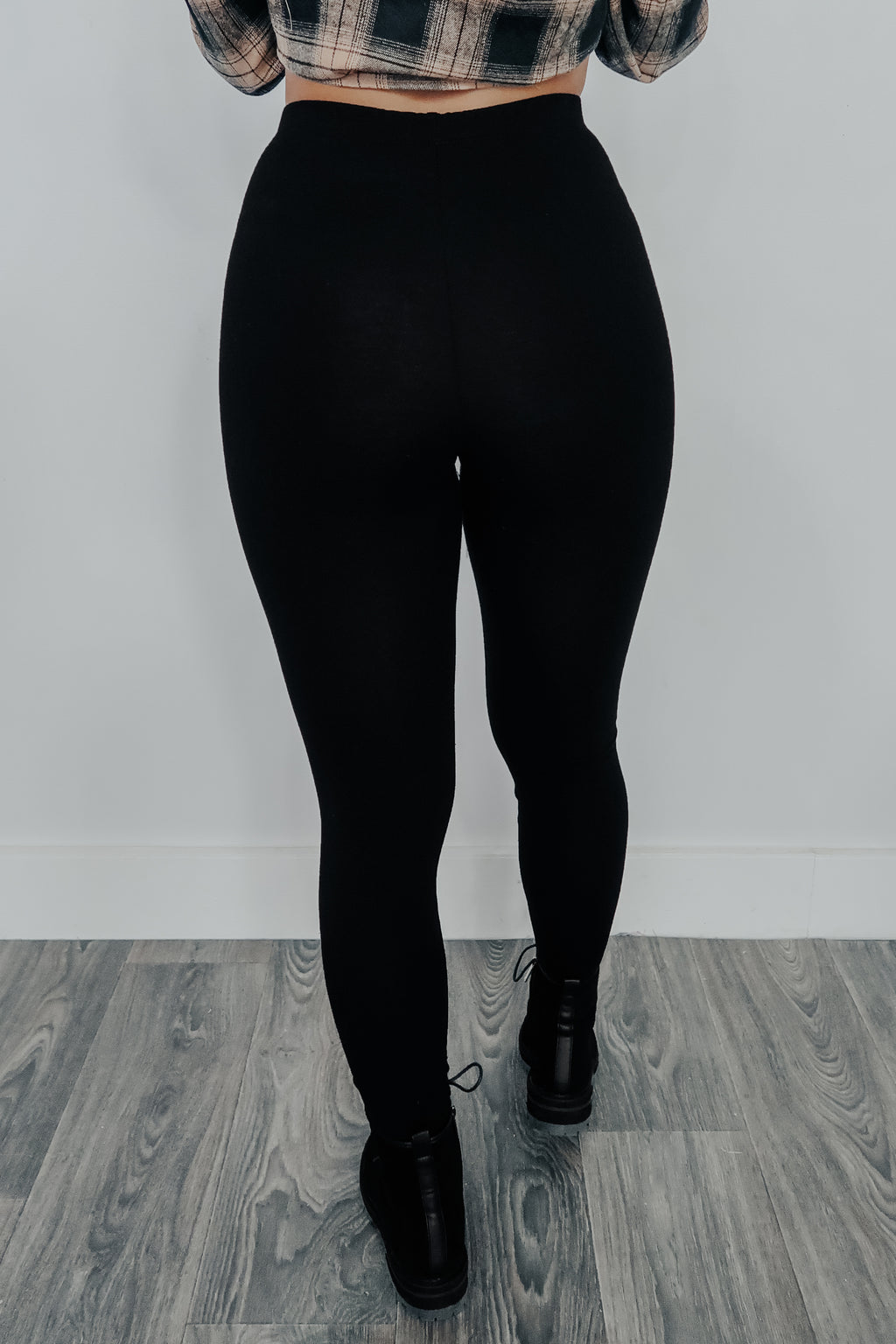 RESTOCK: See You In A Slit Pants: Black