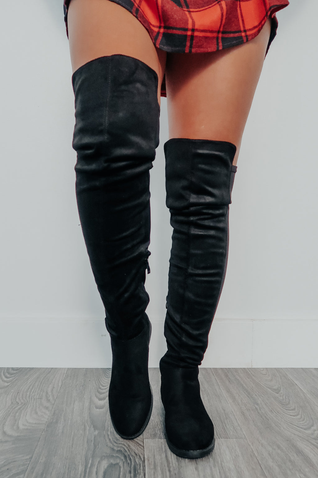 REORDER: Changing Seasons Boots: Black