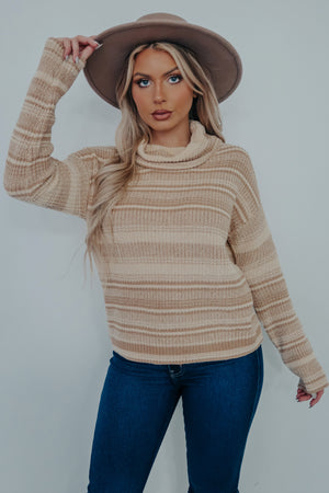 Chase The Sun Sweater: Multi