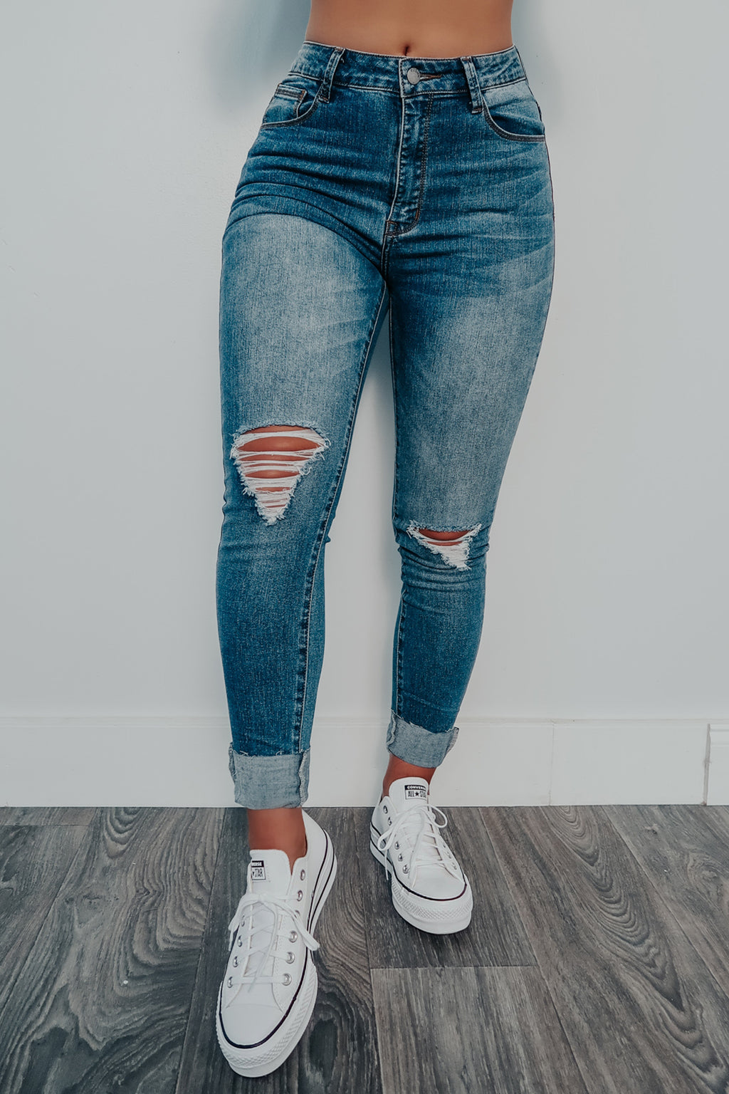 Break It Down Jeans: Denim