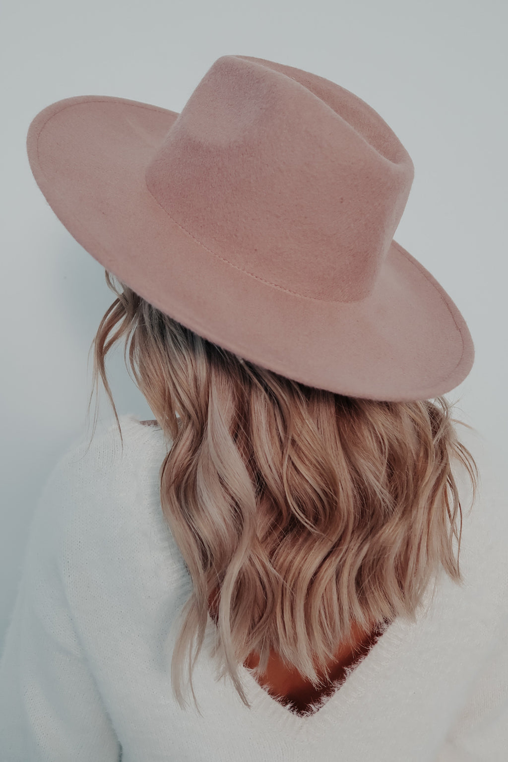 Chasing Daylight Hat: Blush