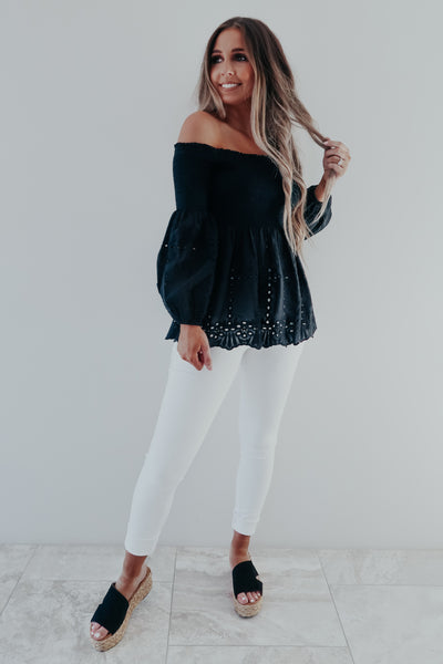 Favorite Find Top: Black