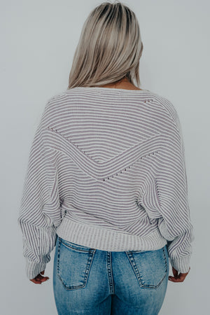 Cool Is Calling Sweater: Multi