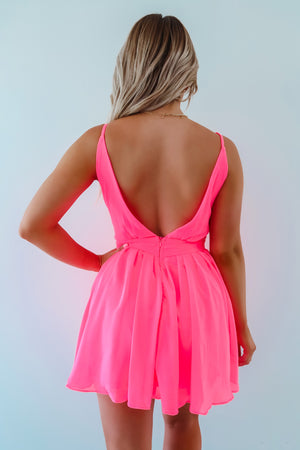 It's My Party Dress: Neon Pink
