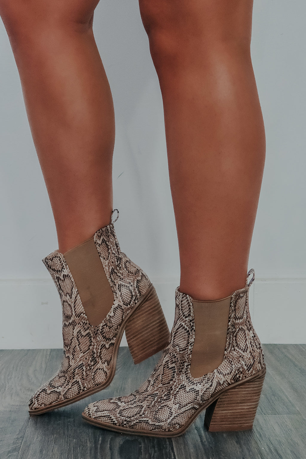 Found Your Way Booties: Multi