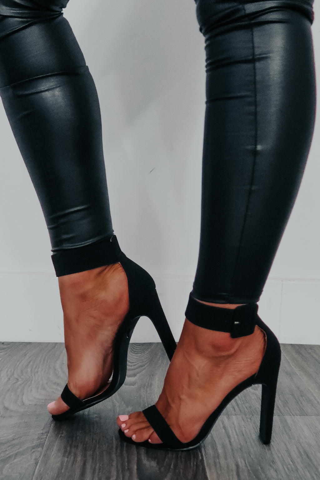 Date Night Heels: Black