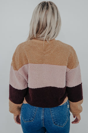 Feeling Alright Sweater: Multi