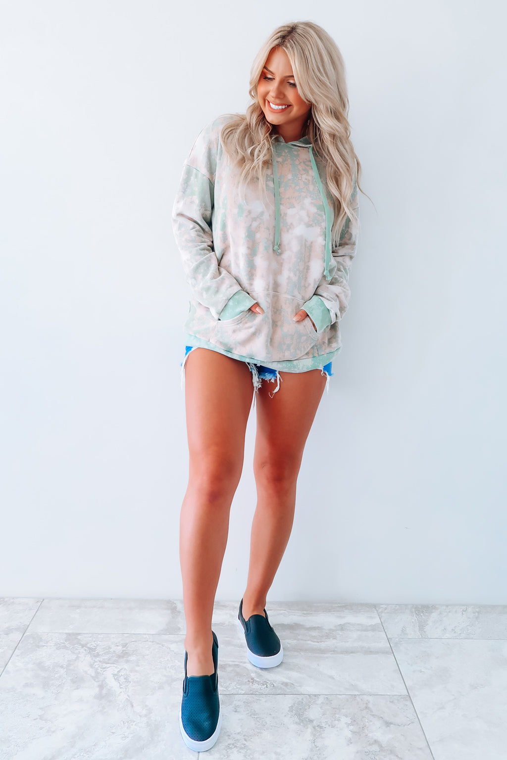 Chill Factor Hoodie: Multi